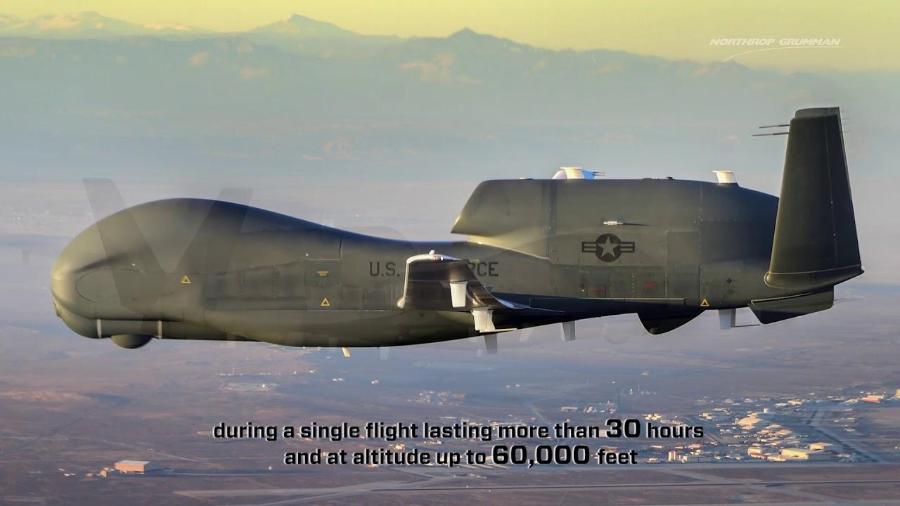 Northrop Grumman completes successful first flight of Japan's second RQ-4B Global Hawk