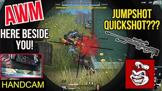 Quick Jumpshot Ng Awm! [ros Gameplay] #support#dreambig#virgincollab