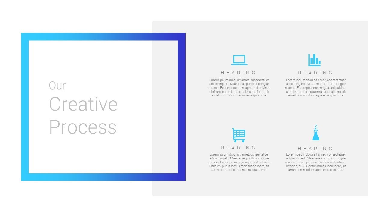 Minimal Beautiful Business Presentation Template Design In - Microsoft office design templates