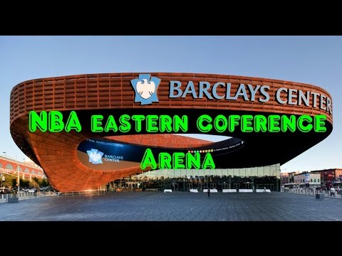 NBA Eastern Conference Arena