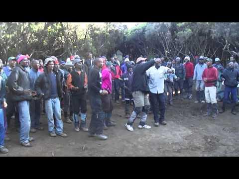 Kilimanjaro Song  Jambo Bwana