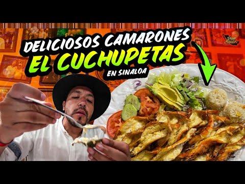 Los CAMARONES Más RICOS DE TODO SINALOA- El CUCHUPETAS | Mazatlán Día 26 #DondeIniciaMexicoLRG