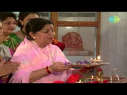 ganpati-aarti---sukhkarta-dukhharta---lata-mangeshkar---devotional-song---marathi-song