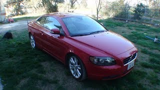 Volvo C70 IAM Removal   February 2018