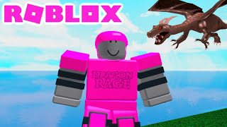 THESE DRAGONS DON'T LIKE ME! 😂 (ROBLOX)