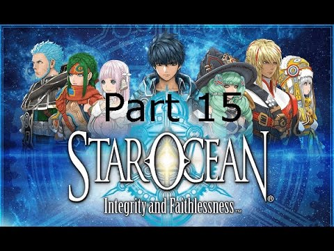 Star Ocean Integrity and Faithlessness Walkthrought Part 15 - Side-Quest 2