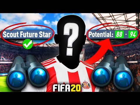 THE SCOUT FUTURE STAR ONLY REBUILD CHALLENGE!! FIFA 20 Career Mode