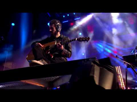 Linkin Park (HD) - The Messenger (Live in Madrid)