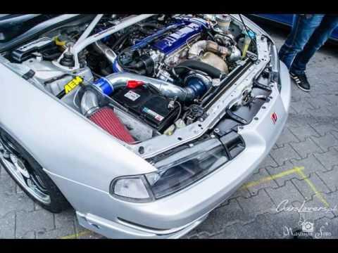 Honda Prelude F22+TURBO - YouTube