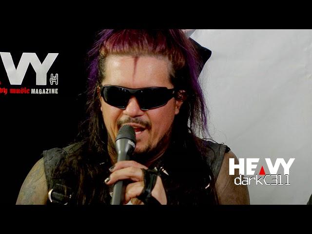 HEAVYTV interviews Darkc3ll