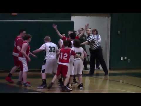 Chazy - Schroon Lake Modified Boys  1-10-19