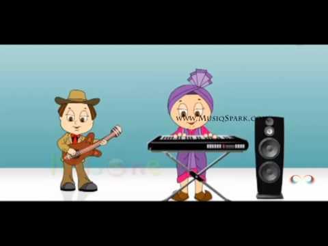 National Anthem (India) Janaganamana Instrumental & Animation.mp4