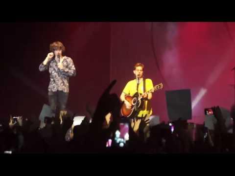 The Vamps - I Found A Girl ( Live Brasil / São Paulo )