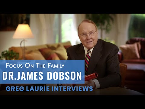 Dr.James Dobson Interview: Icons Of Faith Series