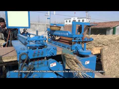 Straw Board &Grass Products Machinery And Equipment