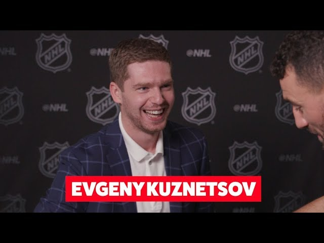 What's in the Box: Evgeny Kuznetsov