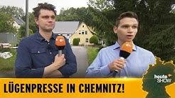 Wie rechts ist Sachsen? Lutz van der Horst und Fabian Köster fahren Richtung Ostopia! | heute-show