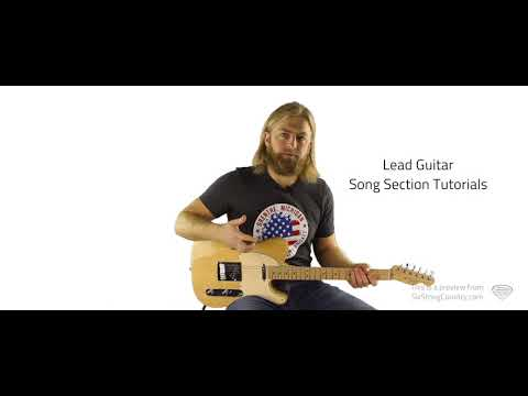 Angry All the Time Guitar Lesson - Bruce Robison or Tim McGraw