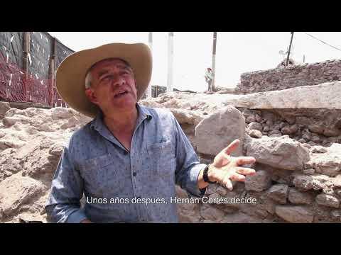 Hallazgo en el Albarradón de Ecatepec