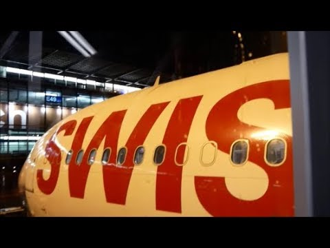 TRIPREPORT  |  SWISS  |  Zürich to Sao Paulo  |  ECONOMY  |  Airbus A340-300 (Night flight)