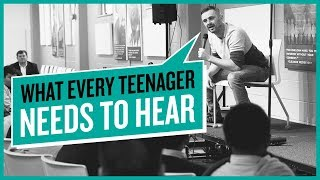 What Every Teenager Needs to Hear | Talk With Chattanooga Students