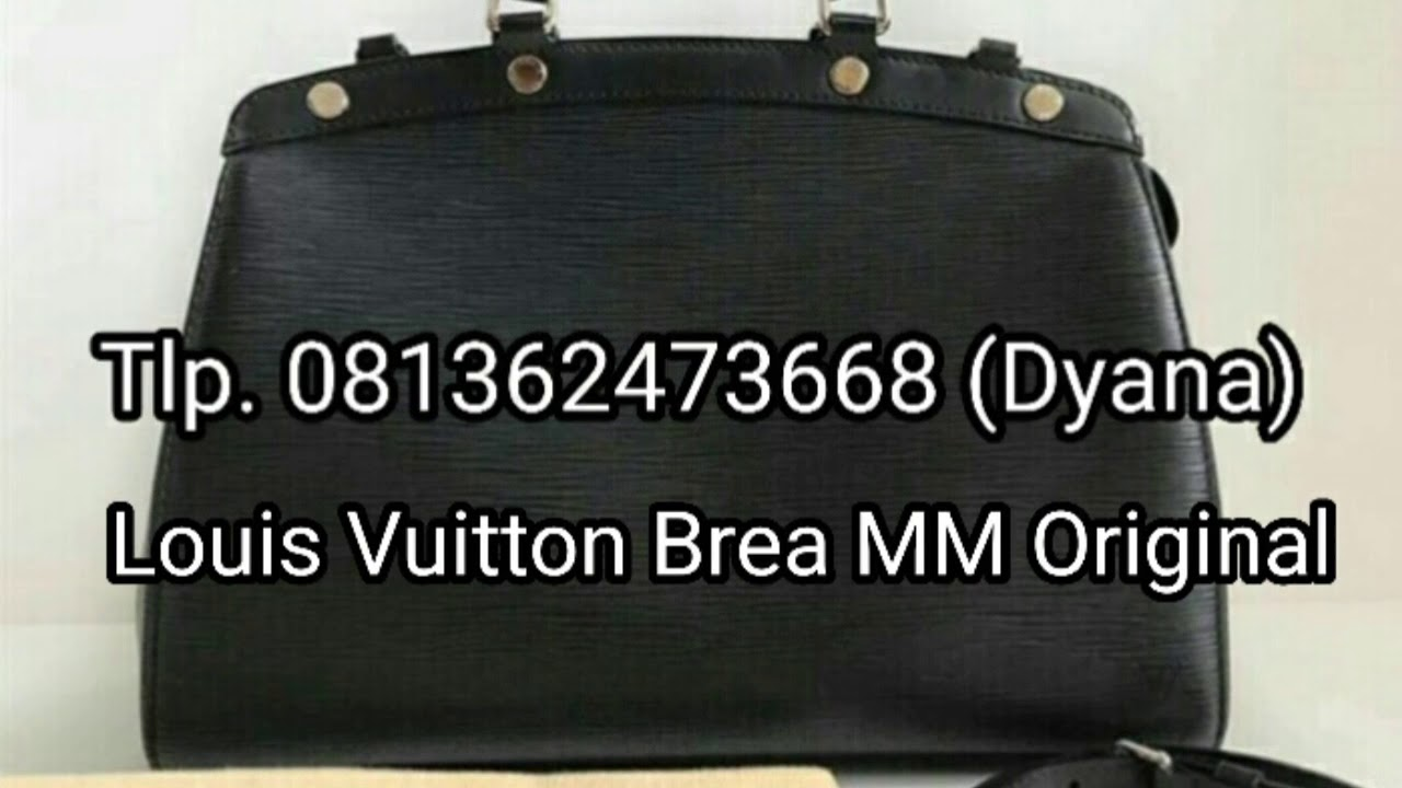 WA 081362473668 Tas LV Chanel original second - YouTube f8d498d090