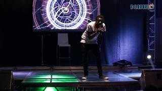 Joshua yatunguye Abitabiriye Kigali International Comedy Festival