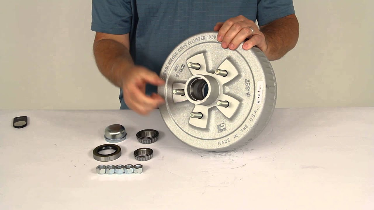 Review Of Dexter Trailer Hubs And Drums 8 247 50uc3 Etrailercom When I Plug The Into Truck They Lock Up