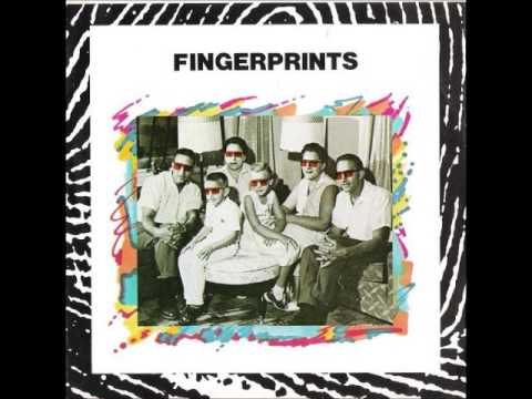 Fingerprints - (Now I wanna Be A) Space Girl