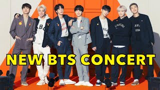BTS NEW CONCERT 'PTD ON STAGE'! | Permission To Dance (Octob…