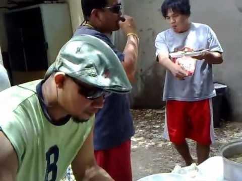S. A. KENTZ JUBAIL JUNIOR CAMP FOOD TRIP- ADVANCE BIRTHDAY CELEBRATION
