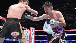 井岡一翔vsシントロン full fight