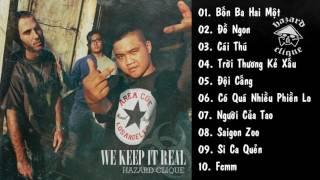 Top 10 Bản Nhạc Rap Việt, Rap Chất Đến Từ Underground Hay Nhất 2017