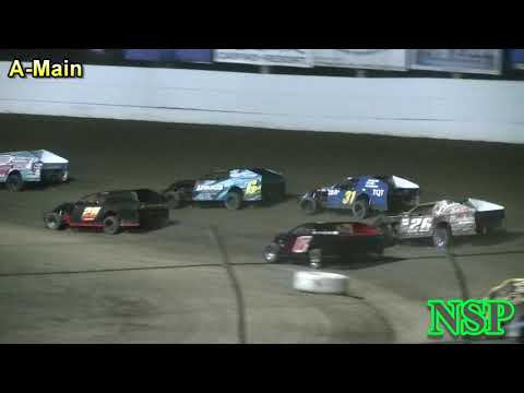 September 2, 2018 Modifieds A-Main Grays Harbor Raceway