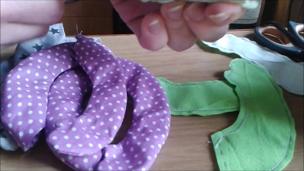 8b85c43b61 Sewing. How to turn it inside out - small objects  ) - YouTube