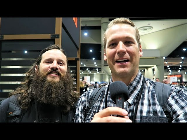 John Maxwell & Matt Laidlaw hit the 2019 Harley-Davidson Dealer Show