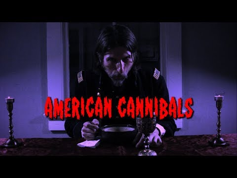 Cannibals Of The American West