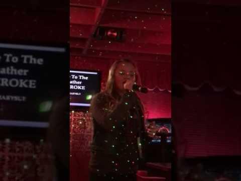 Love On The Brain -Alyssa @ karaoke