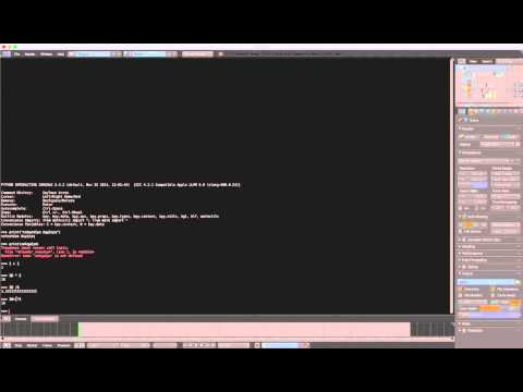 Greek Blender Python Tutorial 1