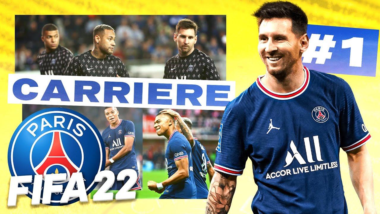 Download FIFA 22 CARRIÈRE MANAGER PSG EP1 - GROS MERCATO ! (DONNEZ VOS IDÉES DE TRANSFERT !)