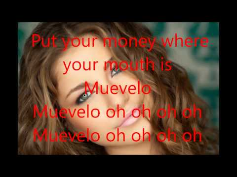 Muevelo - Sofia Reyes ft wisin- lyrics