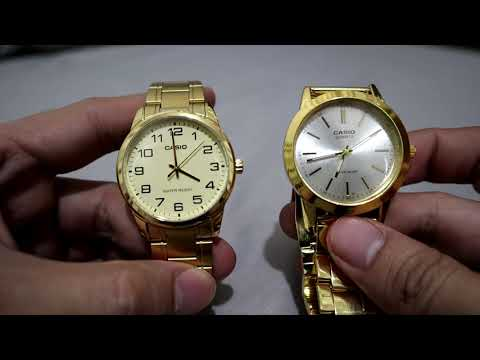Original Vs Fake Casio Watch