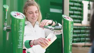 The Heineken Greener Bar – A More Sustainable Solution