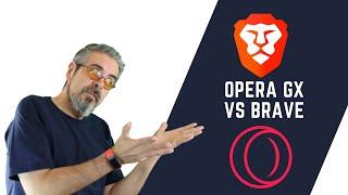 Comparación entre BRAVE y OPERA GX. ¿Cuál es mejor para ti?