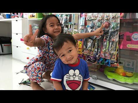 Surprise 🎉 Mainan Anak Murah khas Abang Penjual Mainan Gerobak   Mainan Edukasi Zara Cute