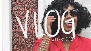 VLOG | Brunch in Soho, Glossier Showroom + Dinner in Tribeca