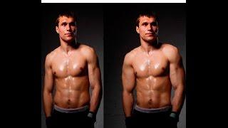 Фотошоп (Photoshop) - Как увеличить мышцы или сделать КАЧКА