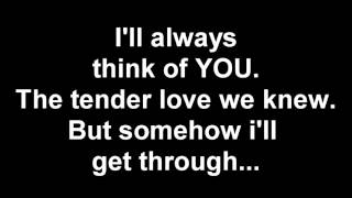 Frankie Valli-Opus 17 (Don't you Worry 'Bout Me) Lyrics
