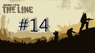 Spec Ops: The Line Walkthrough / Gameplay Part 14 - Someone Dies