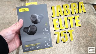 Truly Elite? : Jabra Elite 75T True Wireless REVIEW